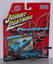 Johnny Lightning 1972 Pontiac Firebird 72 Hot Rod Limited Edition 1:64 Scale a