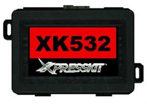 NEW DEI XK532 Upgradeable RF Transponder Override Unit