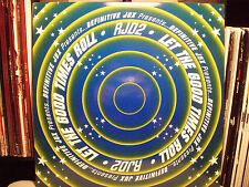 """RJD2 - LET THE GOOD TIMES ROLL / COUNSELING (12"""")  2002!!!  RARE!!!  MHZ!!!  ♫"""