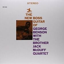 The Boss Guitar of George Benson 180g Vinyl LP Jack McDuff