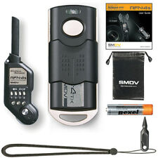 SMDV RFN-4s Wireless Shutter Release Remote for Nikon Professional DSLR SLR Body