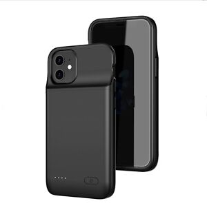 iPhone 12 Series (12, 12 Pro, & 12 Pro Max) Silicone Rechargeable Battery Cases