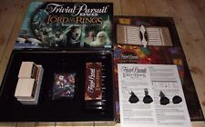SUPERB PARKER BROTHERS THE LORD OF THE RINGS TRILOGY EDITION TRIVIAL PURSUIT