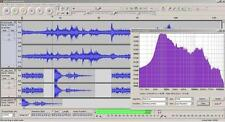 Audacity® 2018 (Pro Audio Music Editing and Recording Software) for Windows/Mac
