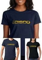 STAR TREK DISCOVERY DISCO T-shirt Mens, Ladies fitted and childrens
