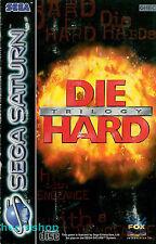 Sega Saturn Rating 18+ PAL Video Games