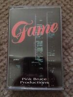 Fame On Cassette Tape - Pink Bruce Productions