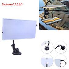 PRD 3 LED Light Car SUV Paintless Dent Repair Hail Removal Aluminum Alloy Tools