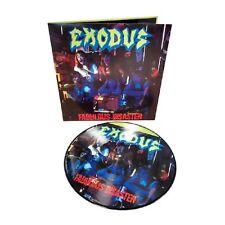 Exodus  - Fabulous Disaster LP PICTURE DISC VINYL IMPORT Thrash Metal