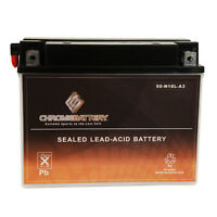 Y50-N18L-A3 High Performance - Conventional AGM Motorcycle Battery
