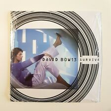DAVID BOWIE : SURVIVE (REMIX) - PROMO SINGLE ♦ CD NEW & SEALED ♦