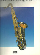 Instruments de musique Giampiero Tintori Editions PML REF E32