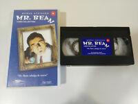 Mr Bean Rowan Atkinson Rides de New Collection VHS Tape Spanish