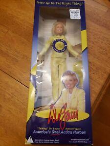 "Dr. Laura 11"" Nag Talking Presidents Action Hero Figure Doll Original Unopened"