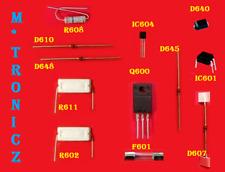 PHILIPS  BA17F1F0102 4 / 5   EMERSON TV LC320EM2 BA17F8F0102-2 REPAIR KIT