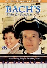 Composers Specials Bach's Fight for Freedom Dvd Videos Dvd New 000320406