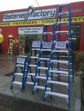 Fibre Glass Unbranded Ladders