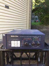 Datavideo DAC-15 DV/Analog Bi-Directional Converter,1 Month Warranty