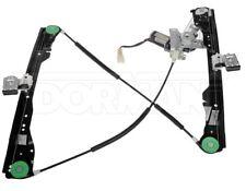 For Ford Focus Front Driver Left Power Window Motor and Regulator Dorman 741-174