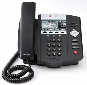 Polycom Soundpoint IP450 - 3 Line SIP Phone  Telephone - Inc VAT & Warranty -
