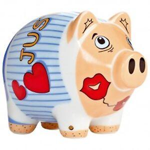 RITZENHOFF Mini Piggy Bank Design Mini Sparschwein - Zwischenraum - 1901051