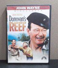 Donovan's Reef    (DVD)  John Wayne     LIKE NEW