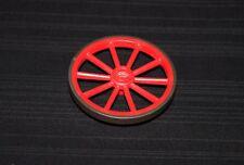 Playmobil western grande roue 55 mm de diligence 3803 7648 4072 4399 7946 6429