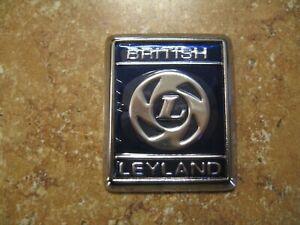 British Leyland Badge Triumph TR6 Spitfire Stag GT6 NEW