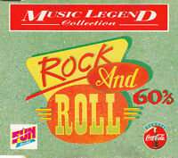 Compilation CD Coca-Cola Music Legend Collection - Rock & Roll - Promo - France