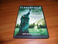 Cloverfield (DVD, Widescreen 2008)