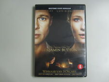 THE CURIOUS CASE OF BENJAMIN BUTTON- DVD
