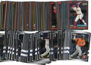 2021 Topps Pro Debut Chrome Base Pick Your Card Fill Your Set 1-200
