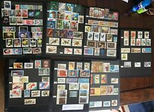 Russia stamp collection 1976 - 1990 152 stamps mint / CTO