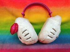 Hello Kitty Size Adjustable Earmuffs Kids Adult