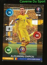 166 CHIPCIU ROMANIA CARTE CARD ADRENALYN ROAD TO UEFA EURO 2016 PANINI T