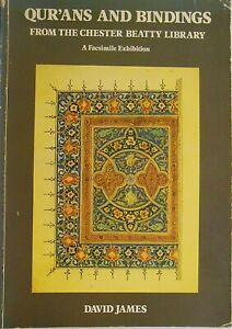 Qur'ans & Bindings in the Chester Beatty Library - World of Islam Festival Trust