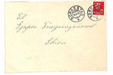 BF255 1942 Norvège WW2 * borgestad * CD COVER Skien