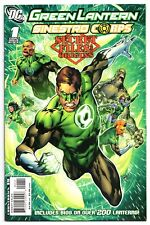 Green Lantern Sinestro Corps Secret Files And Origins #1 NM First Print