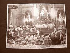 Roma nel 1939 Quirinale Matrimonio Luigi di Borbone - Parma e Maria di Savoia