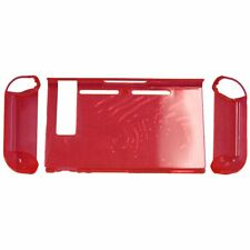 For Nintendo Switch Clear Hard Case Cover Bumper Shell Shock Scratch Protector