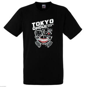 Tokyo Ghoul Short Sleeve T Shirt/Japanes Anime/Kaneki