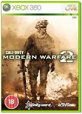 Xbox 360 Call of Duty Modern Warfare 2 (CoD MW) * NEU & VERSIEGELT * Official UK Lager