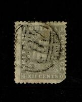 British Guiana SG# 75 Used / Short Top Perf / Trimmed LR Corner - S6826