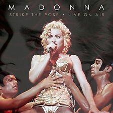 Madonna Strike The Pose Live on Air (2016) 4cd BOXSET