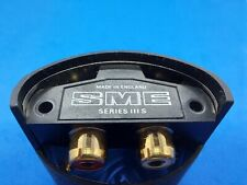 SME 3009 Series III / IIIS Screening Can w/ Liner, earth tag & gold plated RCA's