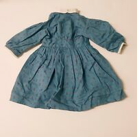American Girl Kirsten Meet Dress Historical Pleasant Company (A09-08)