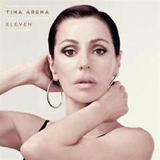 TINA ARENA ELEVEN DELUXE EDITION 3 EXTRA TRACKS CD NEW
