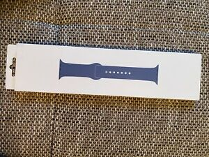Apple 44 mm Sportarmband Alaskan Blue - Alaskanblau - MX0M2ZM/A Sport Band
