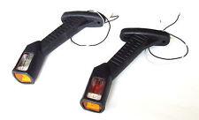 2x LED Begrenzungsleuchte Umrissleuchte LKW TRAILER Anhänger E-mark 12V 0336