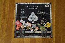 "Motorhead RARE 1988 2-Sided Record Store Promo Album Flat Art Poster 12.5"""